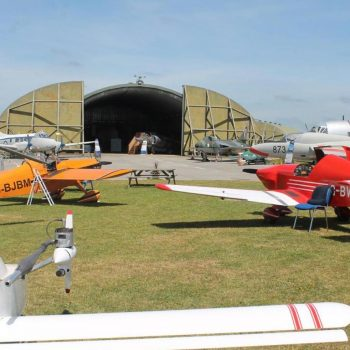 Cornwall-Aviation-Heritage-centre15 minute drive away