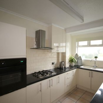 Earlshall House separate kitchen