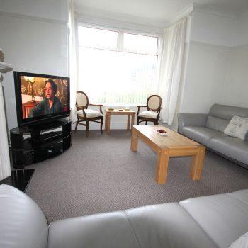 Earlshall House Lounge facing gardens
