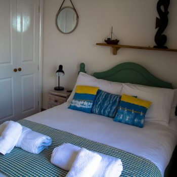 Fishermans Cottage Double bedroom 2