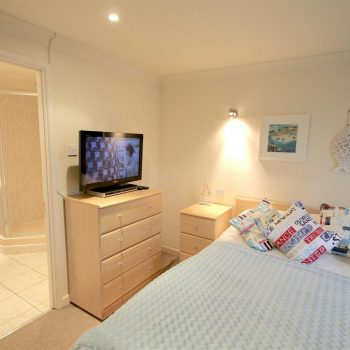 Master Bedroom | 51 Atlantic Reach | 4 bedroom self-catering cottage in Newquay, Cornwall