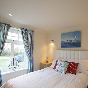 Bedroom 1 | 51 Atlantic Reach | 4 bedroom self-catering cottage in Newquay, Cornwall