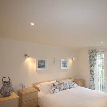 Bedroom 4 | 51 Atlantic Reach | 4 bedroom self-catering cottage in Newquay, Cornwall