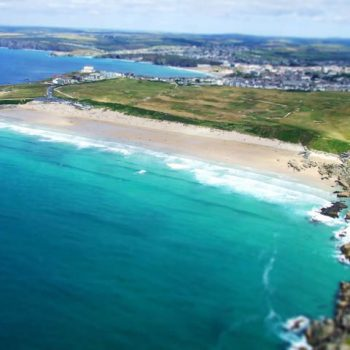20 minutes drive to the beaches at Newquay