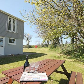 Outside | 51 Atlantic Reach | 4 bedroom self-catering cottage in Newquay, Cornwall