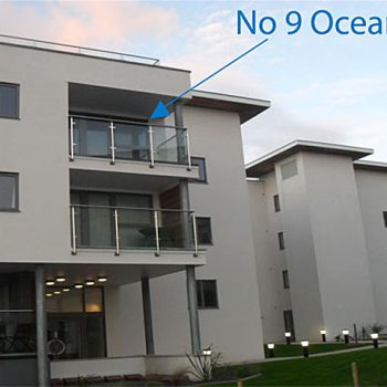 Ocean-Gate-2nd floor with balcony at the rear