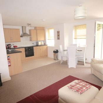Pentire Mews Open Plan lounge kitchen diner