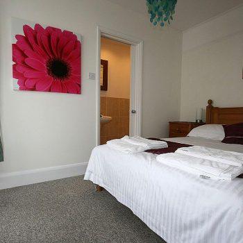 Beach View double bedroom 1