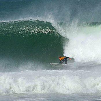 Enjoy the surf at Fistral Beach 10 minute walk