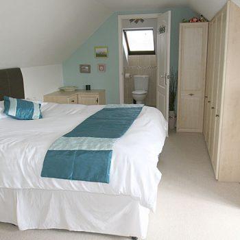 Quay House bedroom 1 kingsize