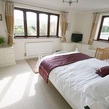 Quay House bedroom 2 double