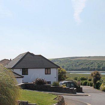 Quay House detached gannel views